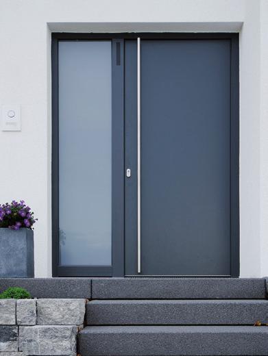 Berühmt Leicht Fenster und Türen BF49